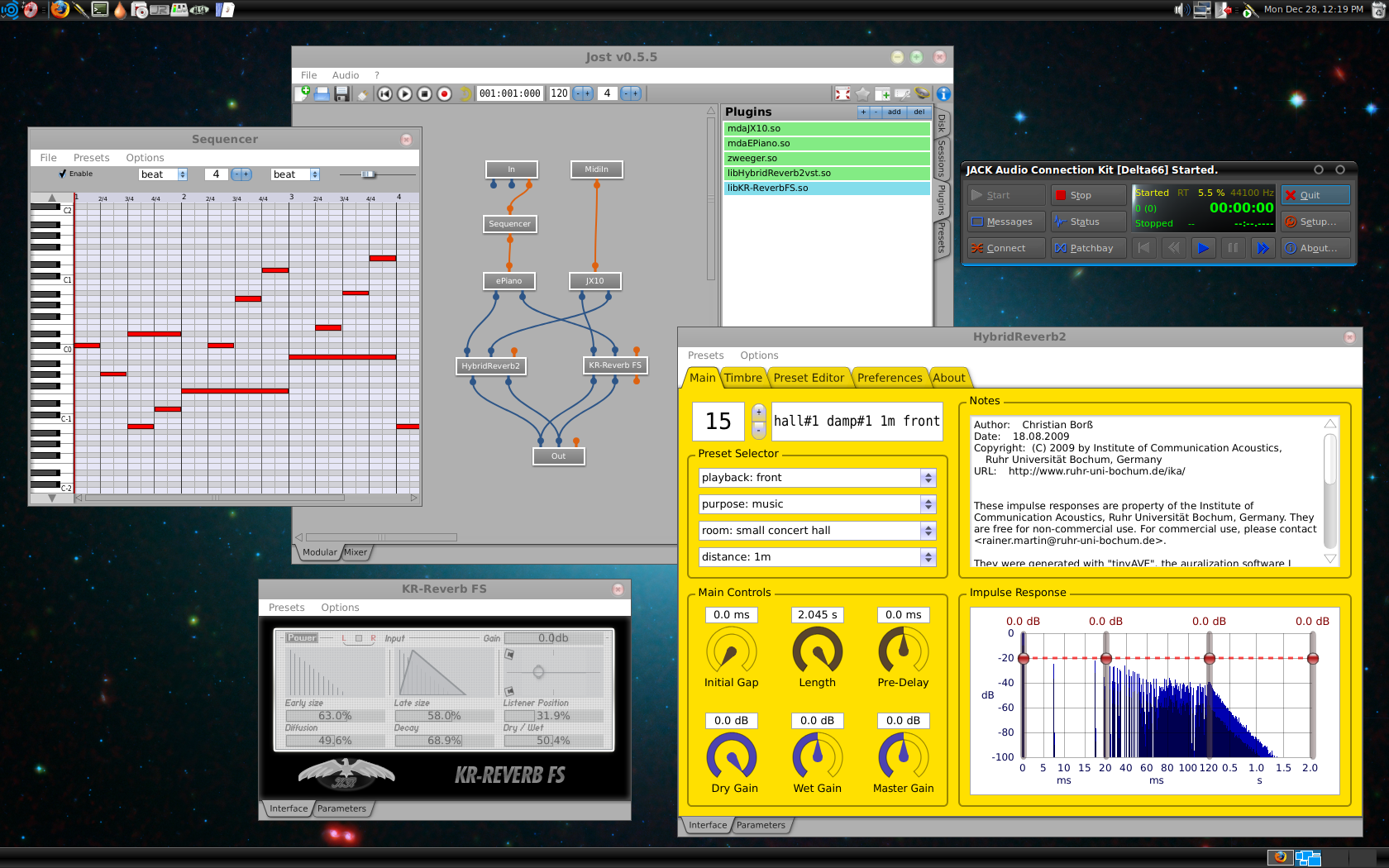 The Gifting Season: Linux Audio For The Holidays | Linux Journal
