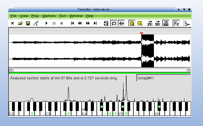 Music Transcription Software Free : commercial sound and music software for linux part 1 linux journal ~ Vivirlamusica.com Haus und Dekorationen