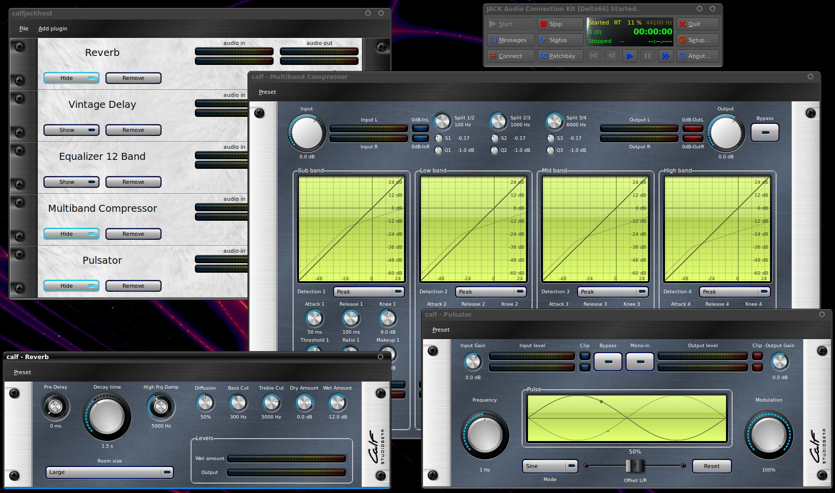 Linux Audio Plugin Update | Linux Journal