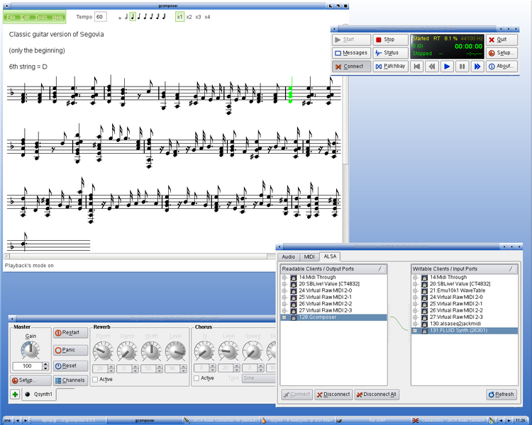 Music Notation Programs: Recent Releases | Linux Journal