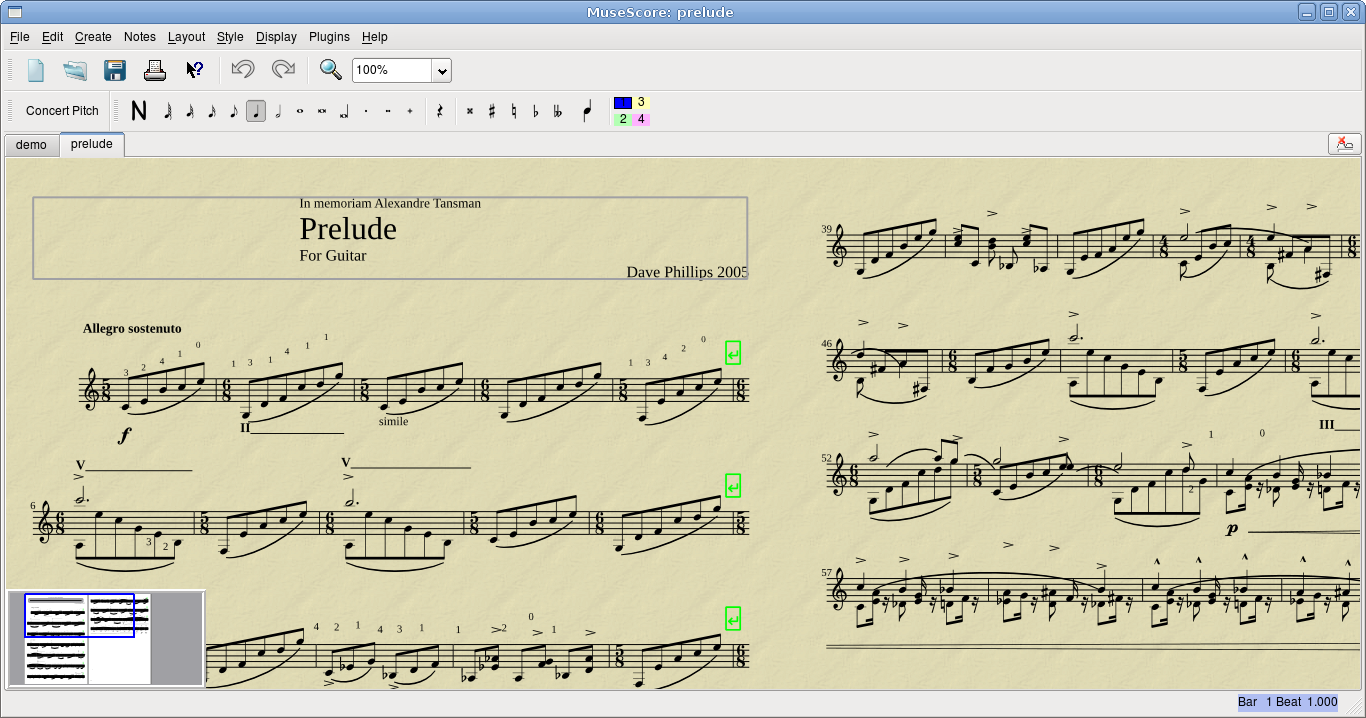 Music Notation Software for Linux: a Progress Report, Part 2 | Linux