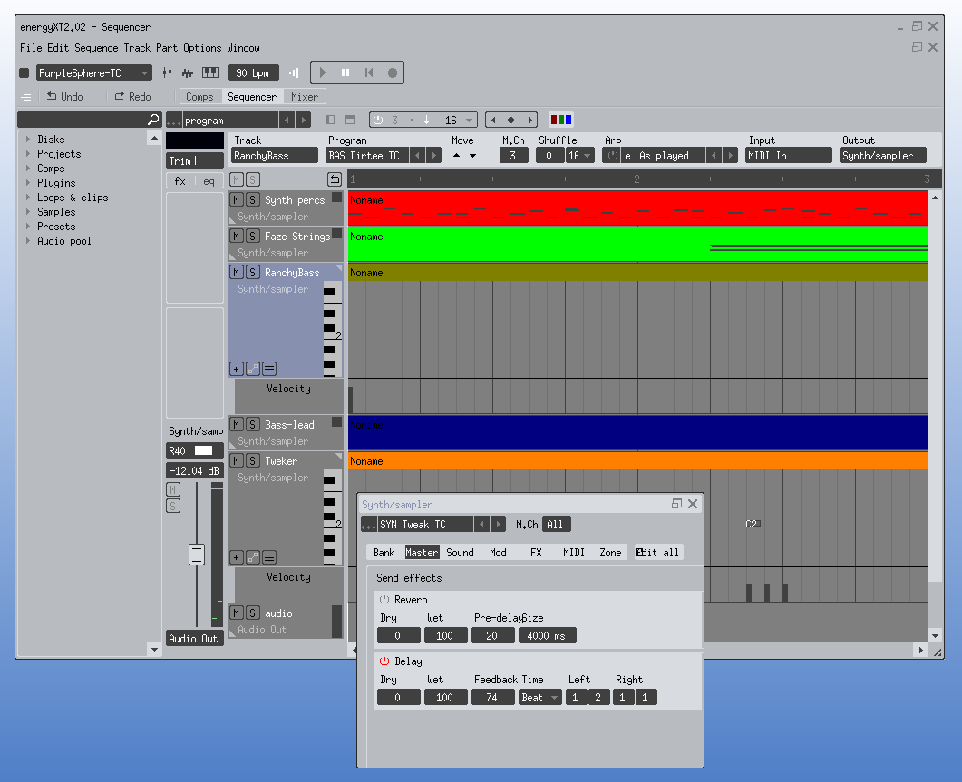 Commercial Sound And Music Software For Linux, Part 1 | Linux Journal