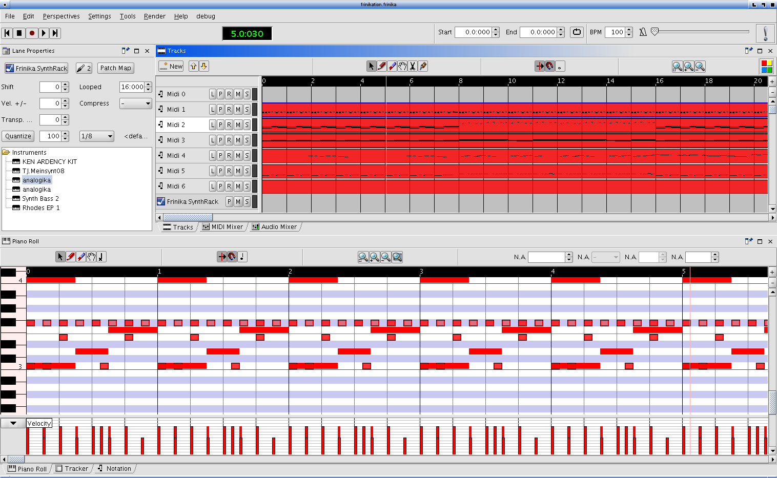 Java Sound & Music Software for Linux, Part 3 | Linux Journal