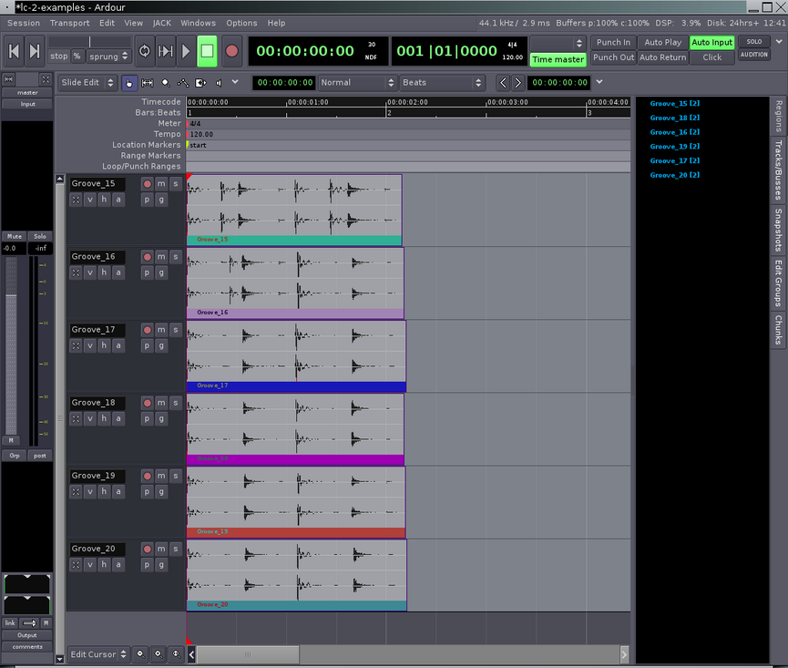 Loop-based Music Composition With Linux, Pt  2 | Linux Journal