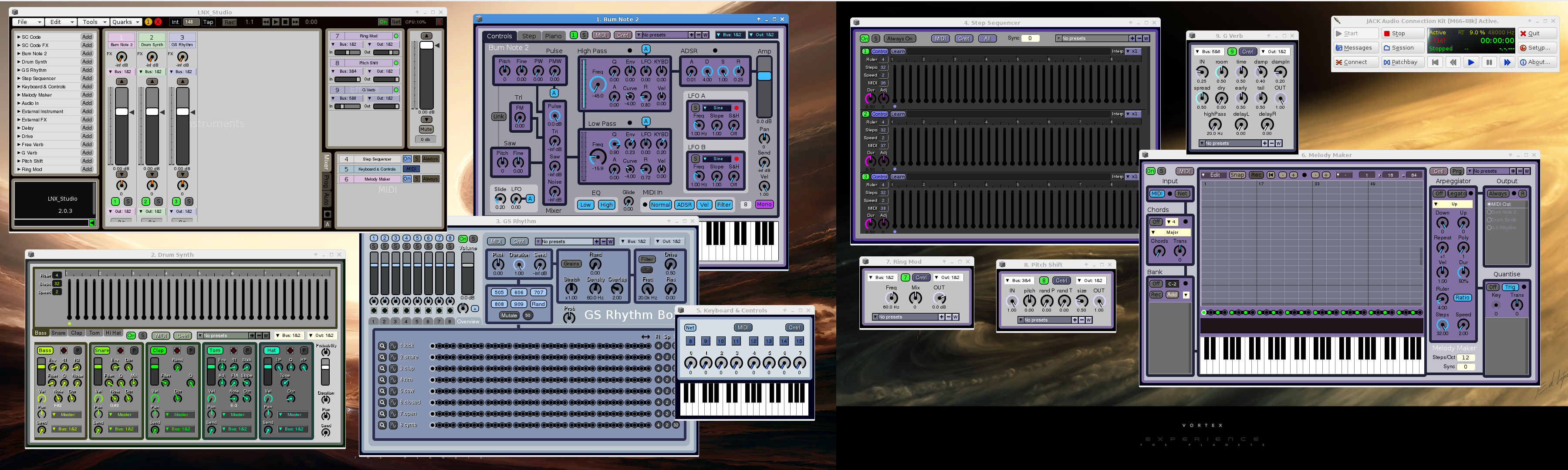 SuperCollider users, check this out - LinuxMusicians