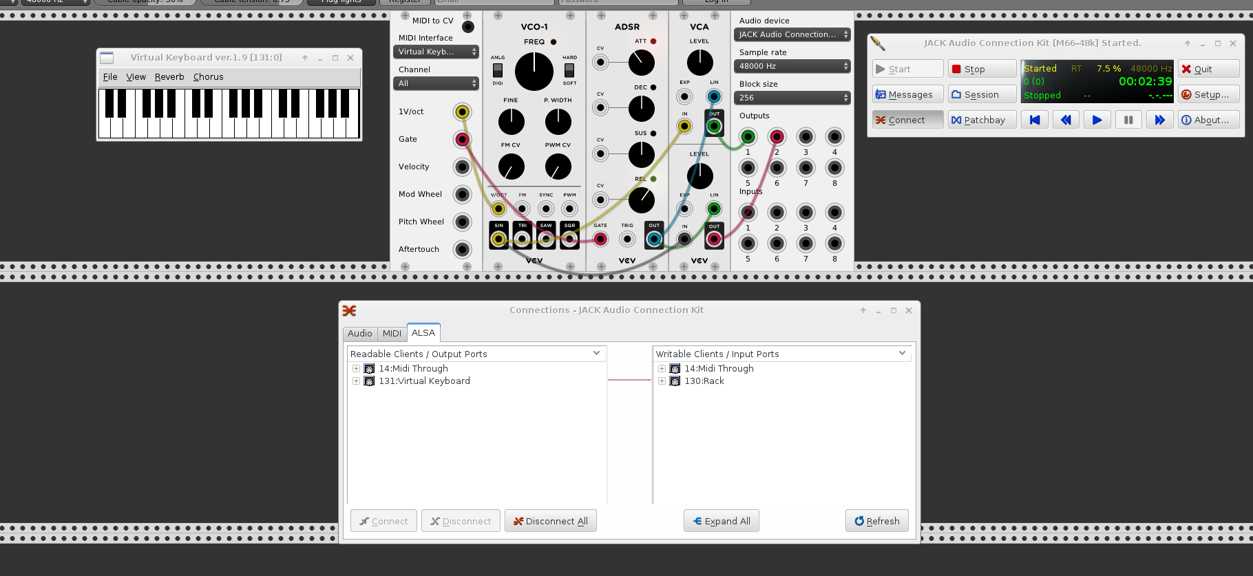 vcvrack com - open source modular - page 7